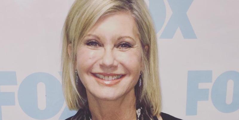 Olivia Newton-John diagnosed with breast cancer again