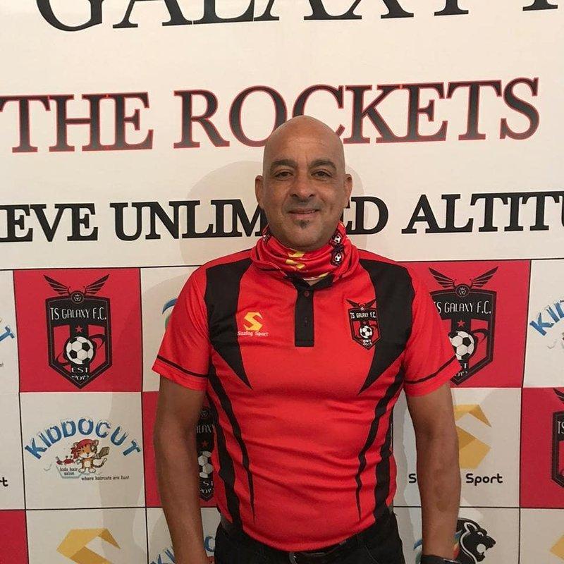 TS Galaxy appoints Owen Da Gama as head coach