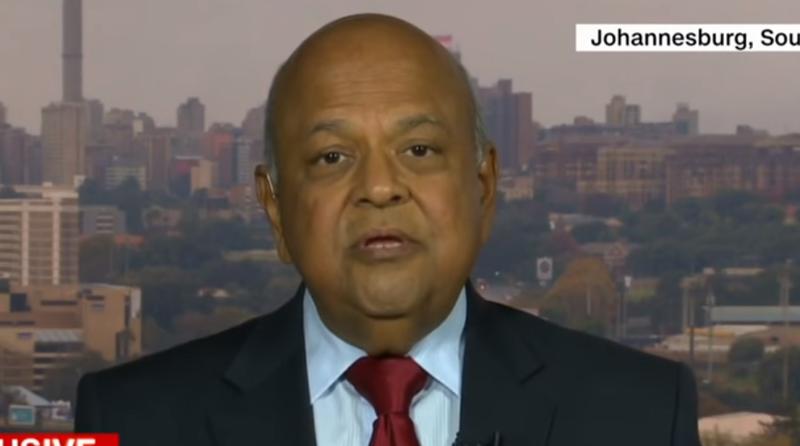 Pravin Gordhan Sacked South Africa finance minister warns of ANC meltdown