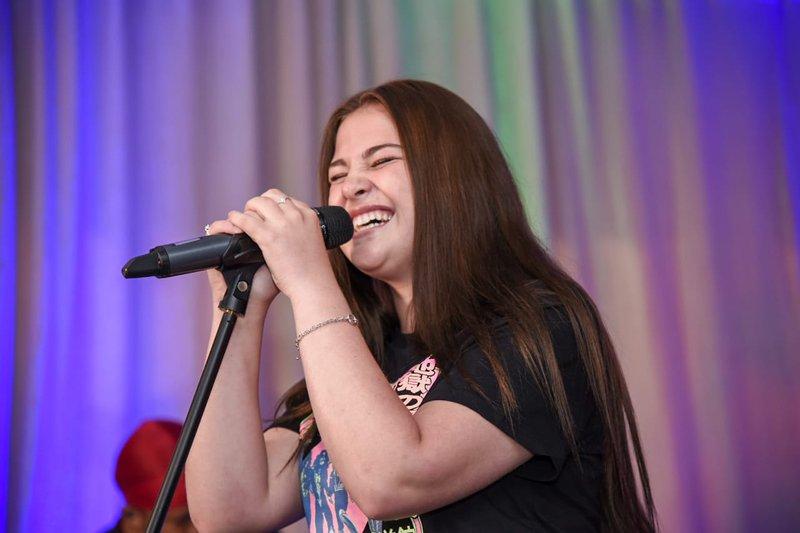 My Kid Rocks vocal winner - Lisa Taylor