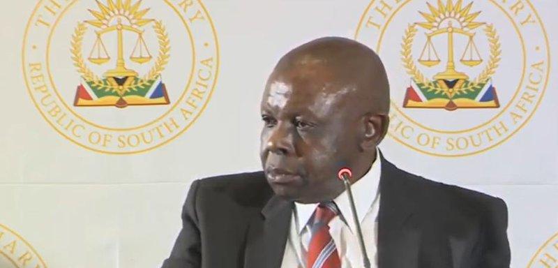 Western Cape Judge President Justice John Hlophe