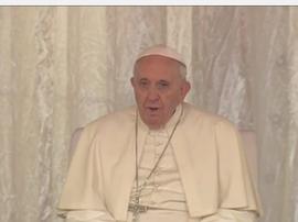 Pope Francis in Kenya