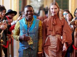 PROUD: Zimbabwean Fashion Designer, Ishmael Tsakatsa makes it to Paris Fashion Week