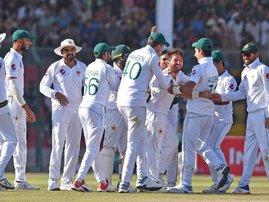 Pakistan Test Win