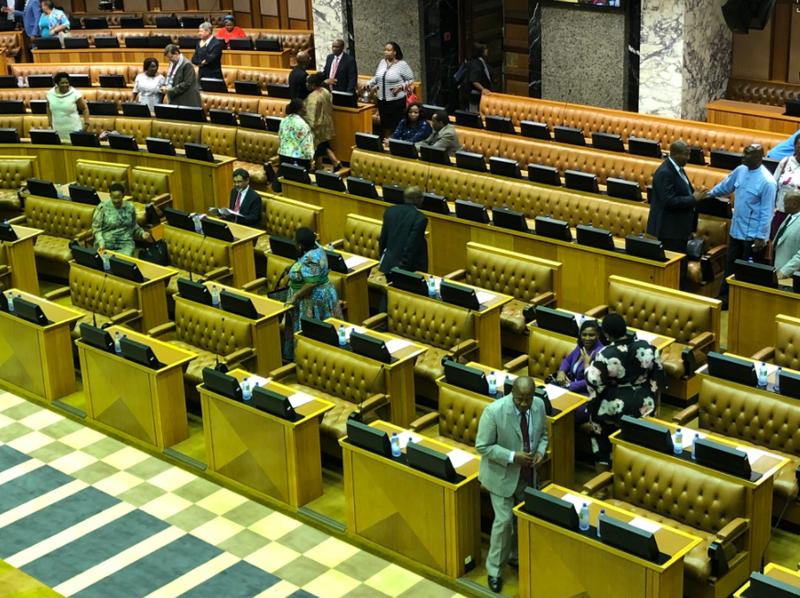 Parliament President election