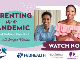 Parenting in a Pandemic: Playful, Patient, Practical