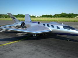 Pegasus jet
