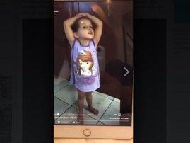 girl tiette video