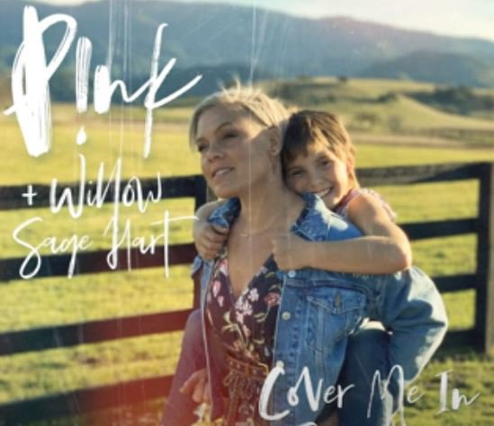 P!nk and daughter's song 'Cover Me In Sunshine'
