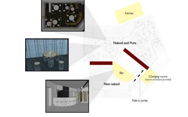 naked restaurant floor plan