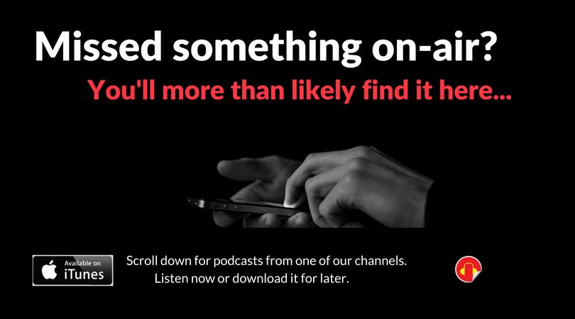 podcast section ecr
