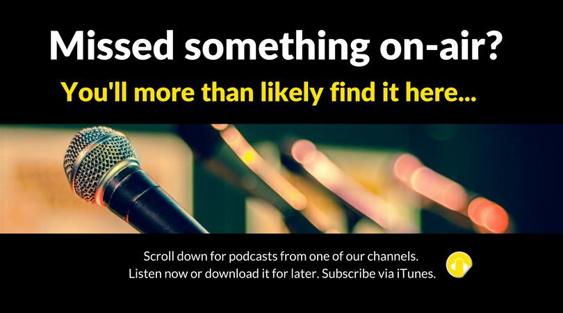 East Coast Radio podcasts