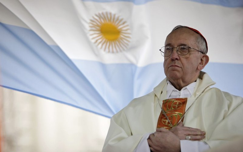 Pope Francis Bergoglio of Argentina.jpg