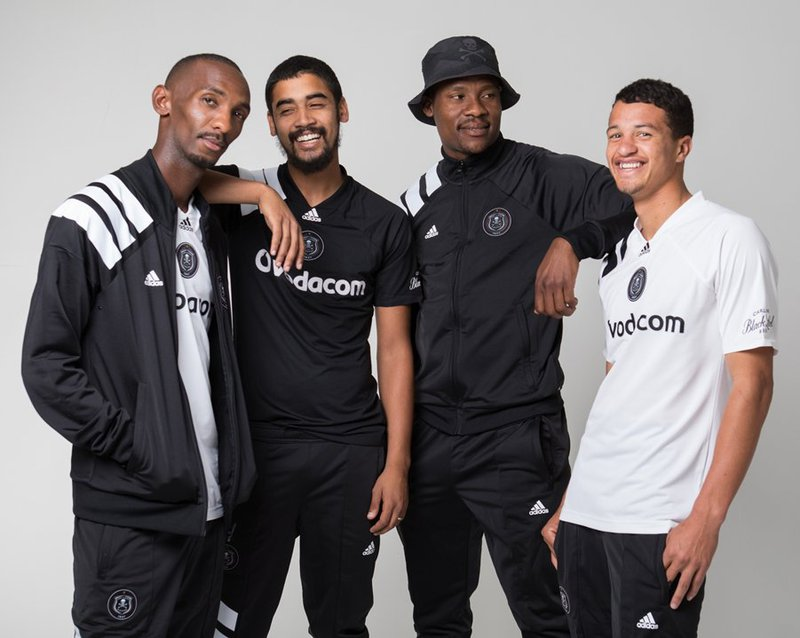 07e16b35b9f Orlando Pirates new Jersey a HIT or a MISS
