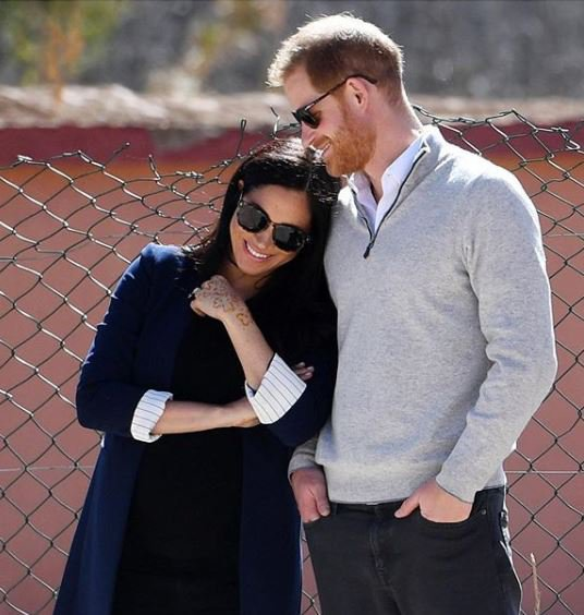 Harry and Meghan Profile