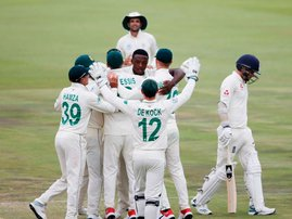 Proteas First Test win