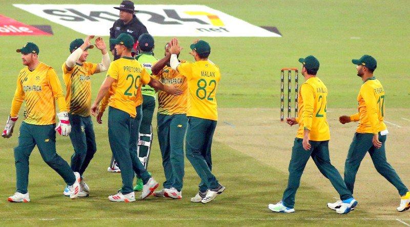 Proteas T20 Pakistan 13 Feb