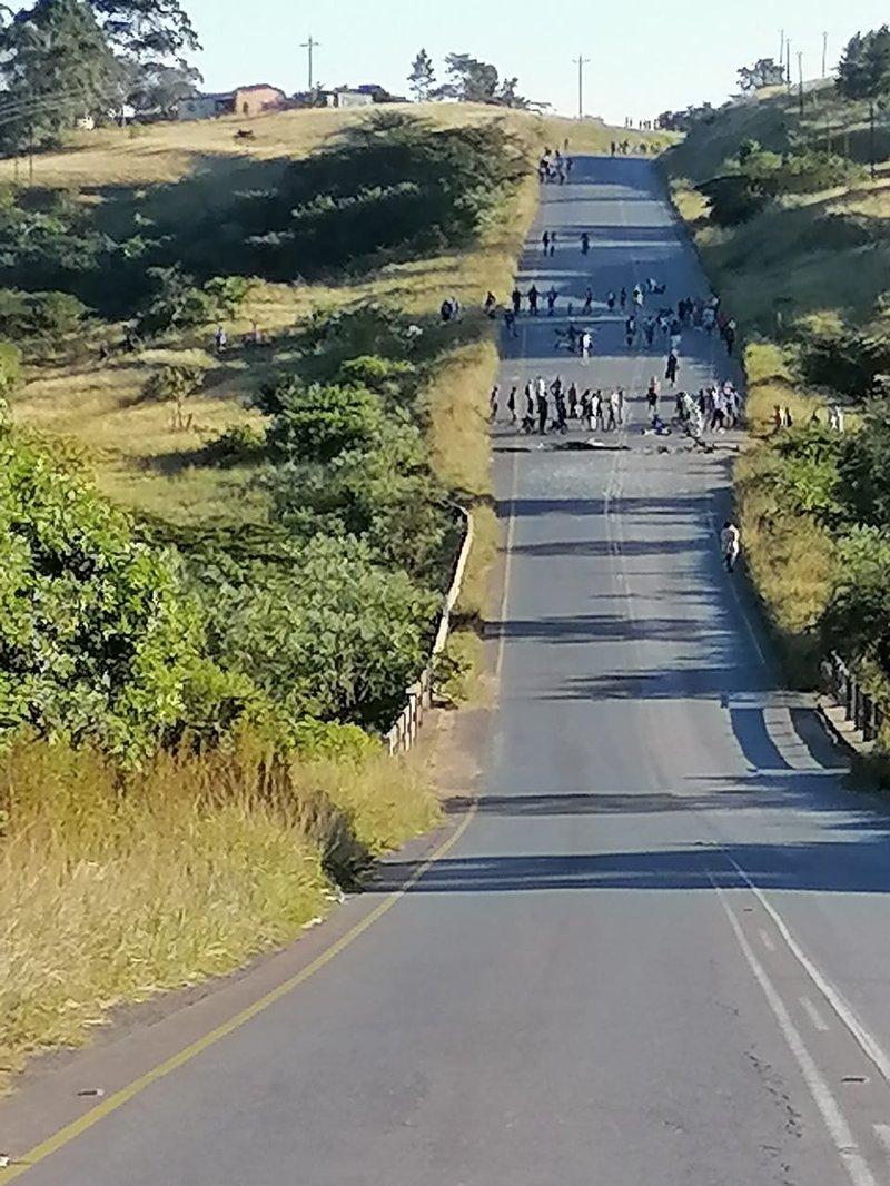 Eshowe Protest