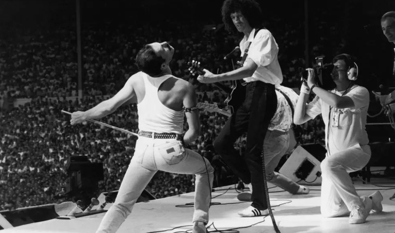 Live Aid 1964 - Queen