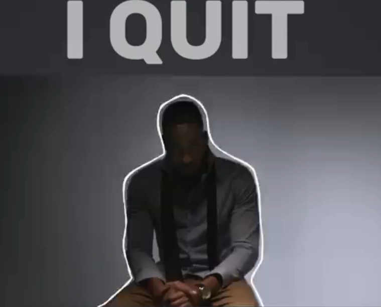Overwhelmed? Had enough? Ready to quit? Watch this!