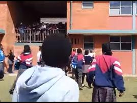Richerds Bay Secondary School  violence