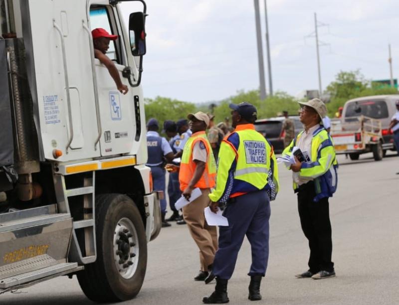 RTMC, Traffic, Traffic Officers