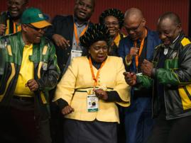 Ramaphosa, NDZ, Zuma
