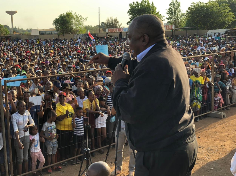 Ramaphosa calls joint sitting of Parliament to discuss GBV, femicide