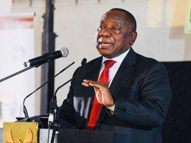 Cyril Ramaphosa on Women's Day