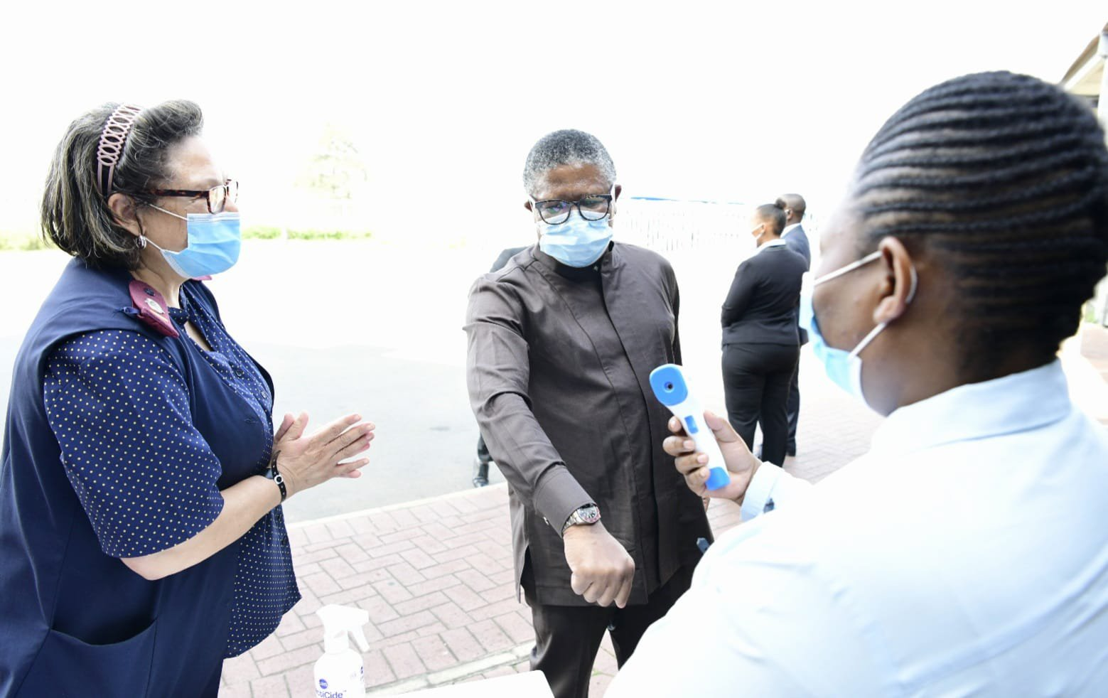 Ramohosa visits Durban