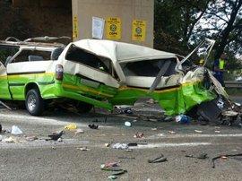 Randfontein accident