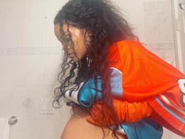 Rihanna wearing Gucci suit