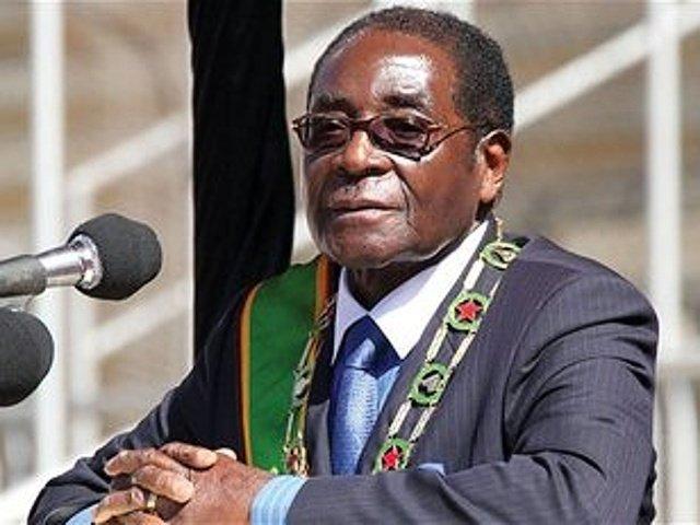 Robert Mugabe/Gallo