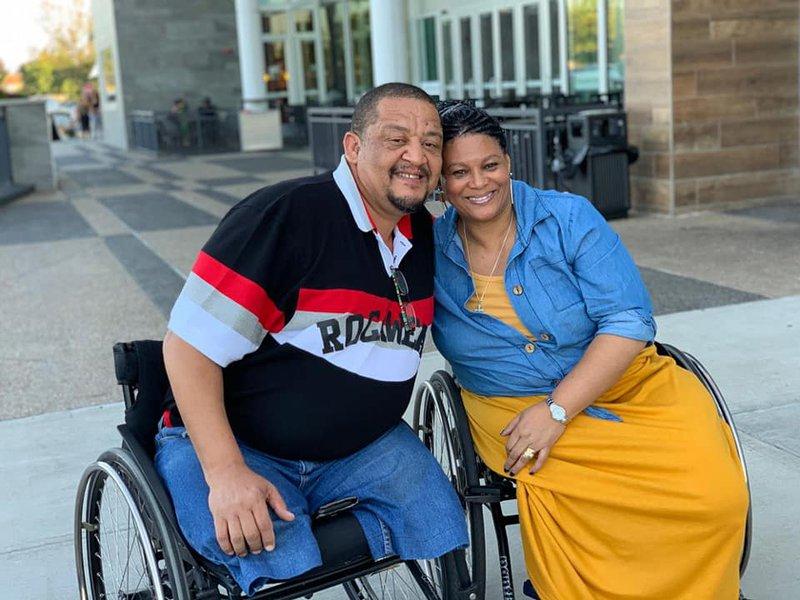 Rodney and Maria Lakay