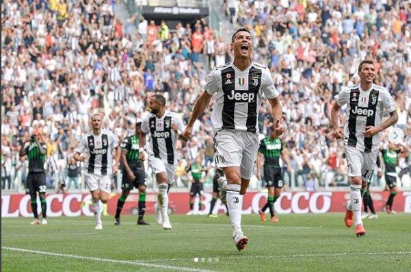 Ronaldo -  Juventus