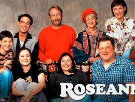 Rosanne TV Show Poster