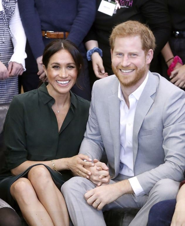 Prince Harry and Meghan Profile Aus