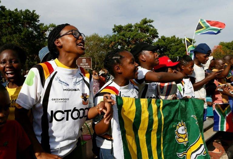 Soweto women rugby