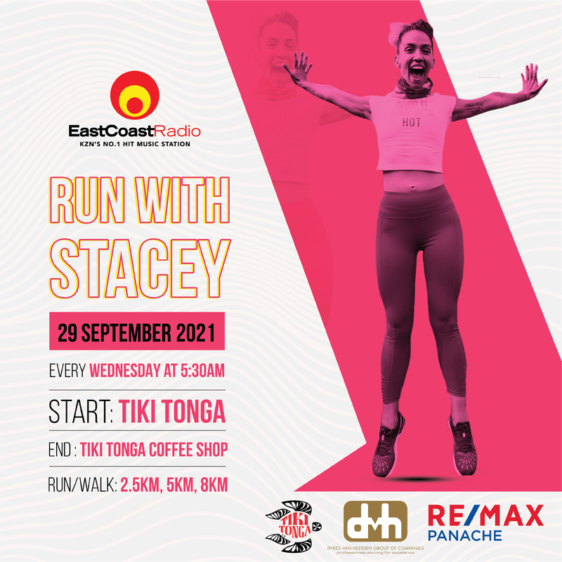 #RunWithStacey and start warming up for Summer Body Bootcamp!