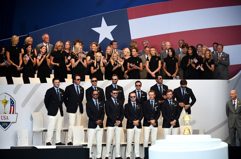 2020 Ryder Cup Teams.Stricker To Be Named Us 2020 Ryder Cup Captain Reports