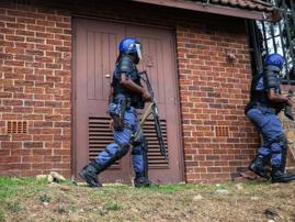 SA police - generic image