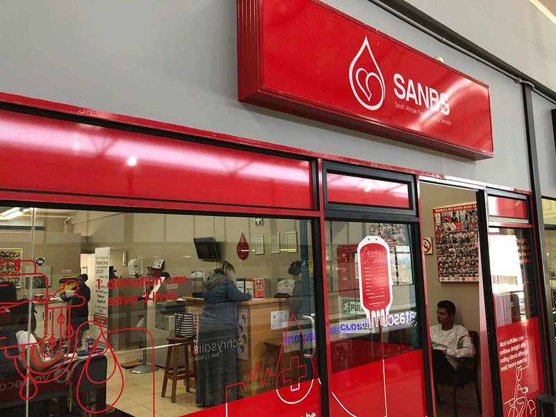 SANBS - World Blood Donor Day