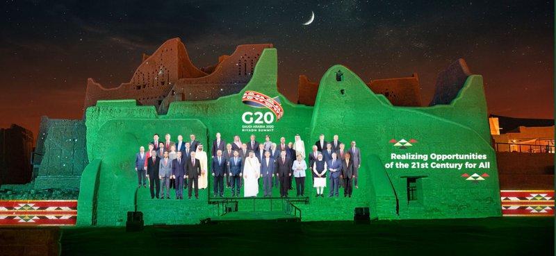 SAudi Arabia G20