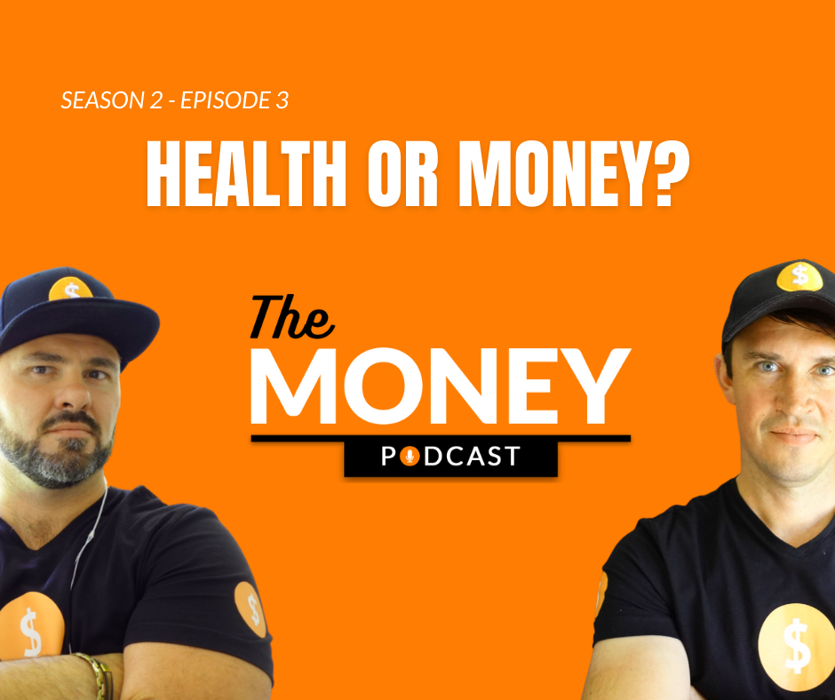 Money Podcast Health or Money