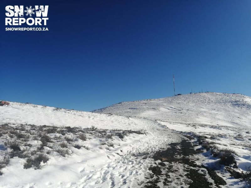 Burrr....Snow, Wet and Cold weather on the cards for many South Africans this week