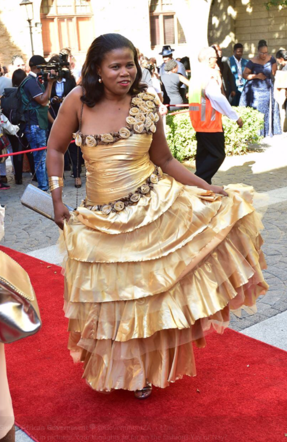 Pictures Sona Attendees Dazzle Red Carpet