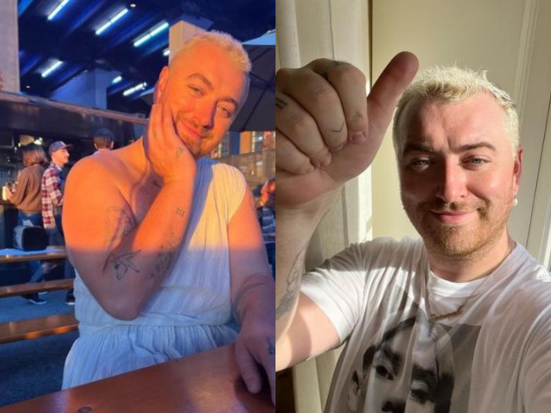 Sam Smith music video