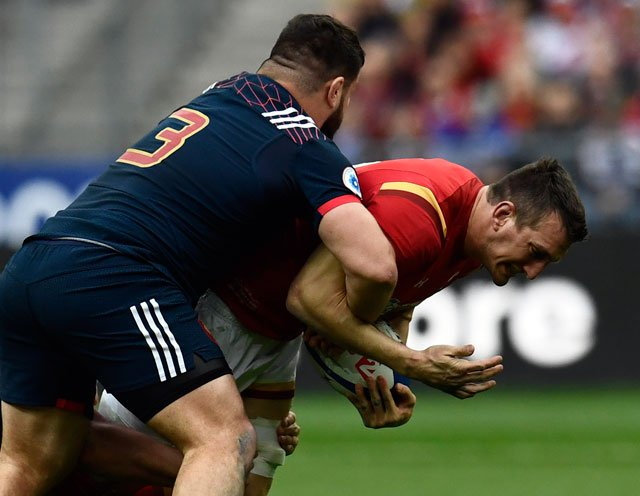 Warburton keen for action as Lions begin tough quest