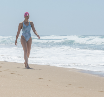 #AppreciationMonday: Sarah Ferguson set to swim from Durban to Cape Town to raise awareness