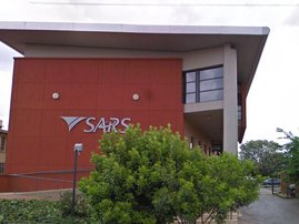 Sars branch Pretoria